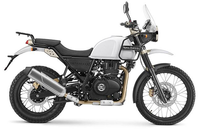 Royal Enfield Himalayan bike on rent in manali gulliver adventures