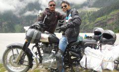 leh ladakh bike tour package